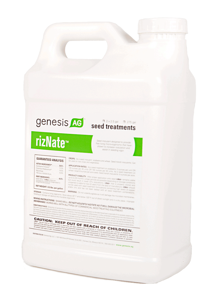 liquid fertlizer soybean inoculant
